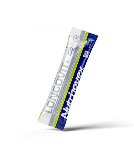 NUTRINOVEX LONGOVIT GEL ENERGETICO MANZANA VERDE 40G