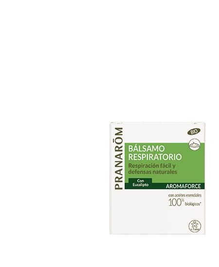 PRANAROM AROMAFORCE BALSAMO RESPIRATORIO 80ML