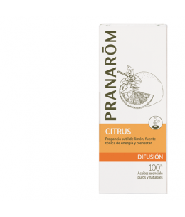PRANAROM DIFUSION CITRICO TONIFICANTE 30ML