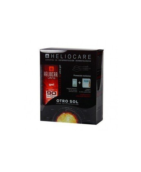 Heliocare 90 Ultra Gel Protector Solar 50 Ml