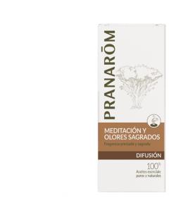 Pranarom Difusion Meditacion Y Olores Sagrados 30ml