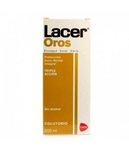 LACER OROS ACCION INTEGRAL COLUTORIO 1 FRASCO 200 ML