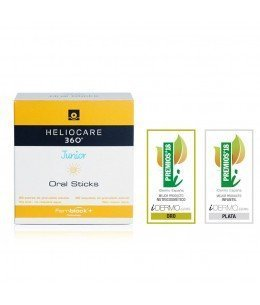 Heliocare 360 Junior Oral Sticks 20u