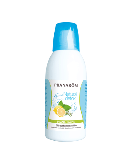 PRANAROM PRANADRAINE NATURAL DETOX 500 ML
