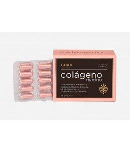 GOAH CLINIC COLAGENO MARINO 60 CAPS