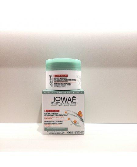 Jowae Crema Mascarilla Hidratante Restauradora De Noche 40ml