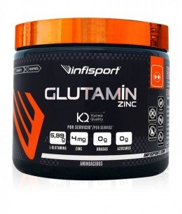 INFISPORT GLUTAMIN + ZN 300G