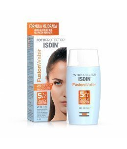 Isdin Fotoprotector Spf-50+ Fusion Water 50 Ml