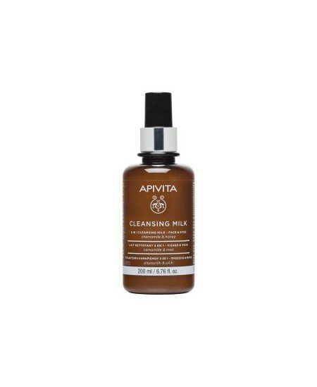 APIVITA CLEASING MILK 200ML