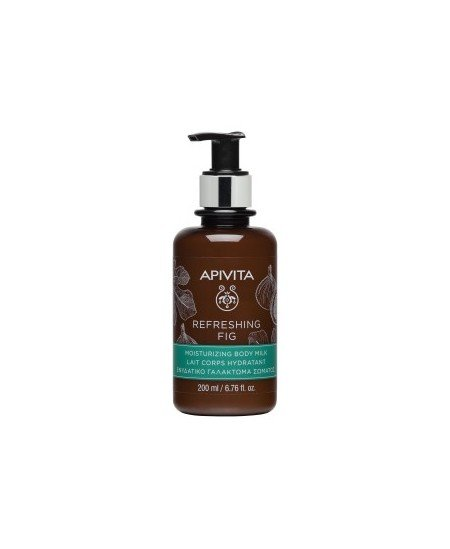 APIVITA LECHE CORPORAL HIDRATANTE REFRESHING FIG 200ML