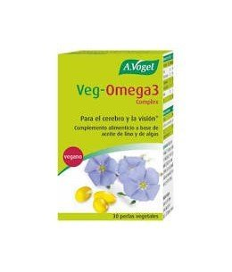 A. Vogel Veg-omega3 Complex 30 Capsulas