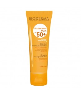 PHOTODERM MAX SPF 50+ CREMA BIODERMA 1 ENVASE 40 ML COLOR CLARO