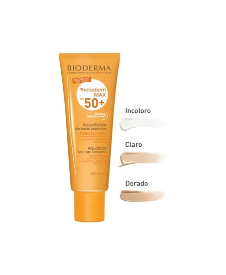 BIODERMA PHOTODERM AQUAFLUIDE NEUTRO 40ML