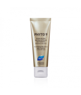 Phyto 9 Crema De DÍa NutriciÓn Brillo Con 9 Plantas