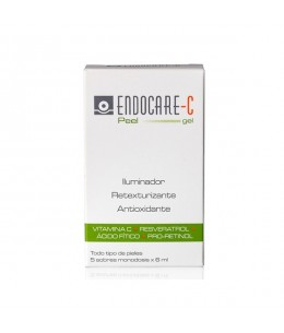 ENDOCARE C PEEL GEL 5 SOBRES MONODOSIS 6 ML