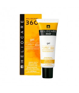 HELIOCARE 360º SPF 50+ GEL PROTECTOR SOLAR 1 ENVASE 50 ML