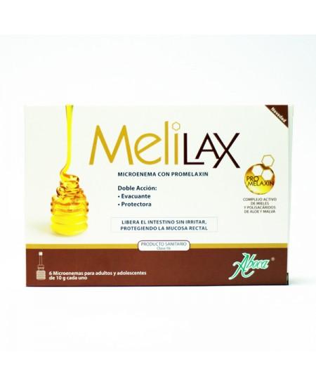 MELILAX MICROENEMAS 6 UNIDADES 10 G