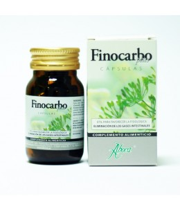 FINOCARBO PLUS 500 MG 50 CAPSULAS