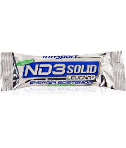 Infisport Nd3 Solido Barritas Sabor Citrico